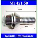 TORNILLO DESPLAZANTE M14X1.50 CÓNICO 60º (En Stock)